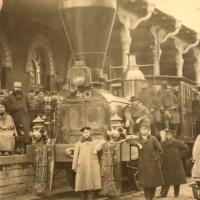 Галерея - Как в XIX веке встретили открытие в России самой длинной железной дороги