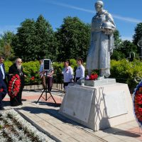 Галерея - Свеча Памяти в честь защитников